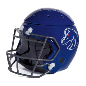 Scentsy Boise State Football Helmet Warmer