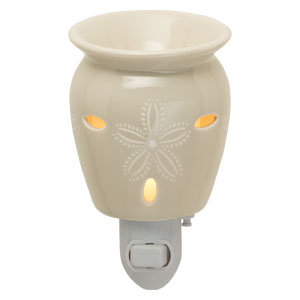 Scentsy Sand Dollar Plug In Warmer