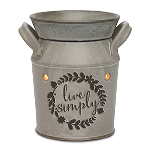 Scentsy Live Simply Warmer