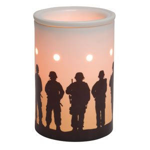 Scentsy Service and Sacrifice Warmer