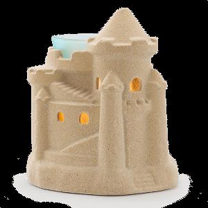 Scentsy Summer Sandcastle Warmer