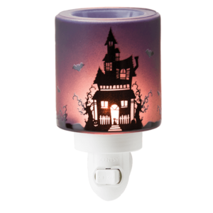 Scentsy Spooky House Mini Plug In Warmer