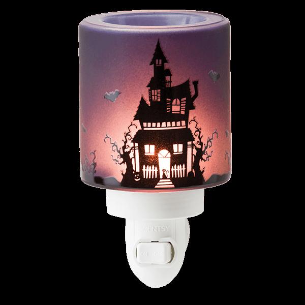 Spooky House Mini Plug In Scentsy Warmer