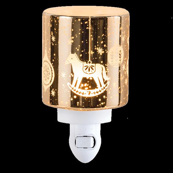 scentsy adorn mini plug in warmer