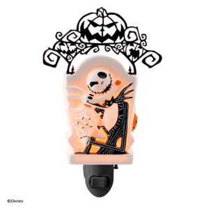 scentsy jack skellington mini warmer
