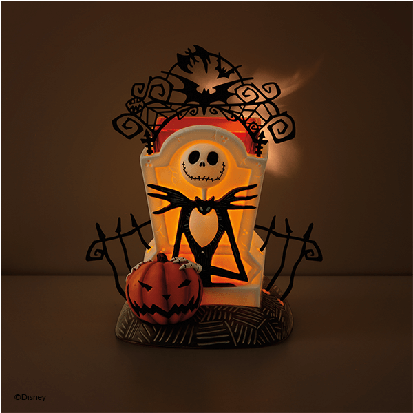 scentsy jack skellington warmer